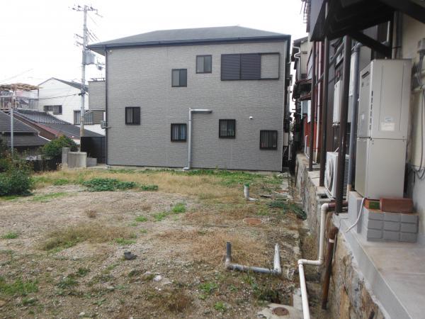 神戸市兵庫区 売土地外観写真