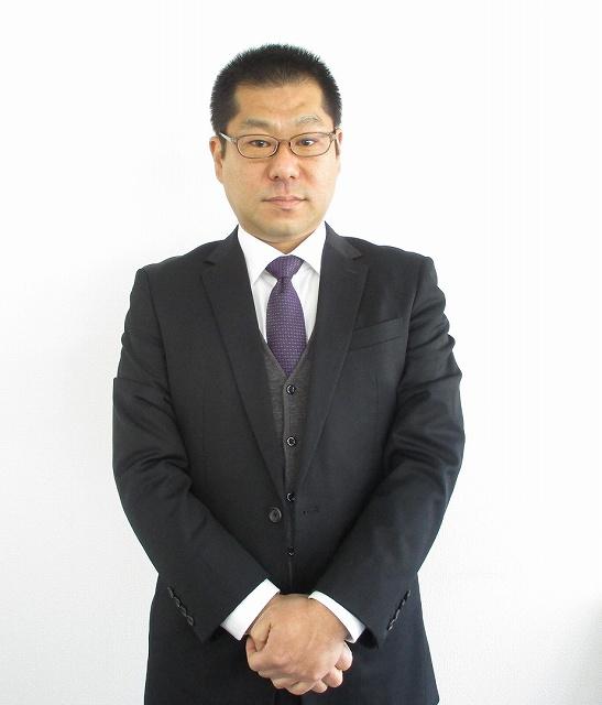 山口 克弥スタッフ写真